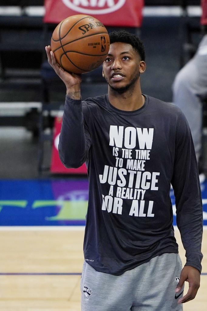 马丁-路德-金日到来 NBA致敬黑人民权运动领袖