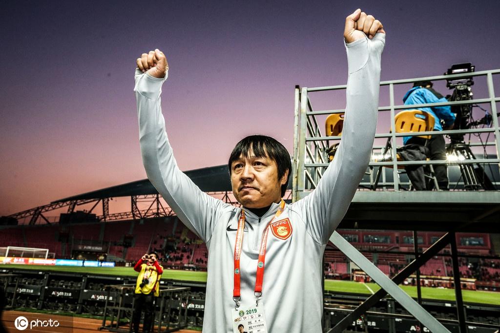 河北华夏幸福官宣谢峰正式转正主教练
