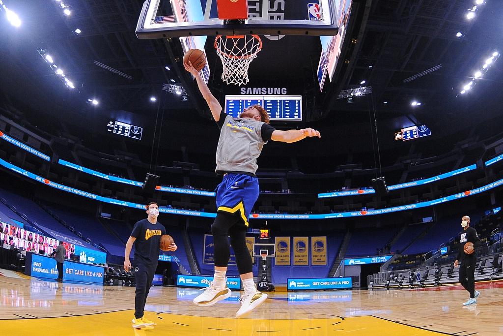 [NBA常规赛]马刺Vs勇士
