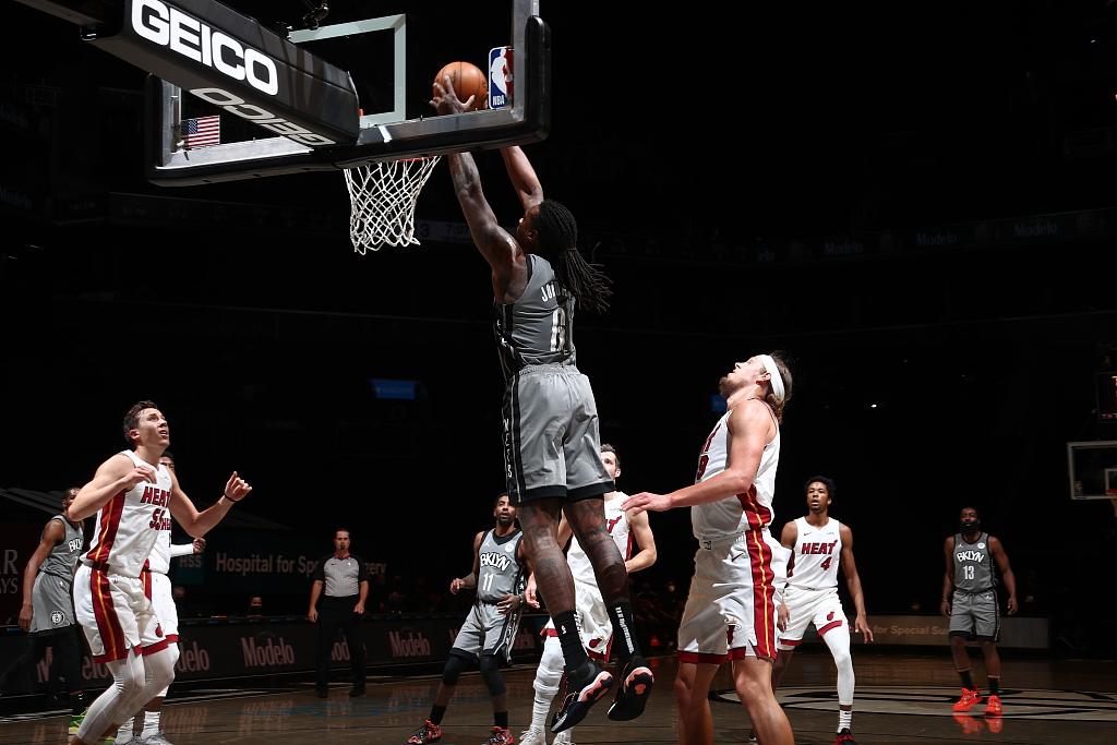 [NBA常规赛]热火Vs篮网