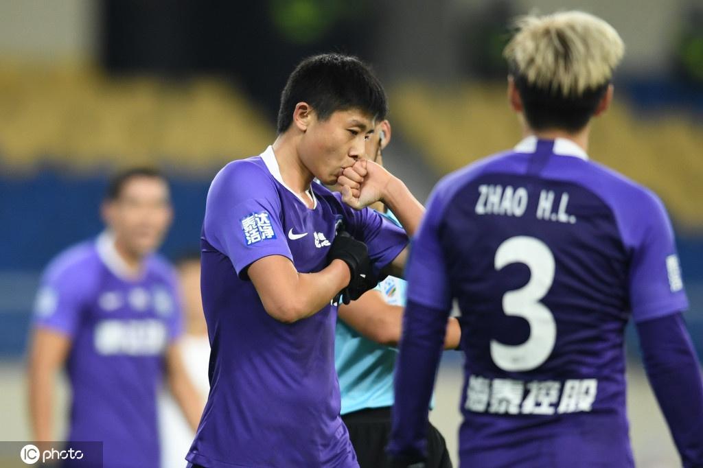 [足协杯]天津泰达1-0贵州恒丰