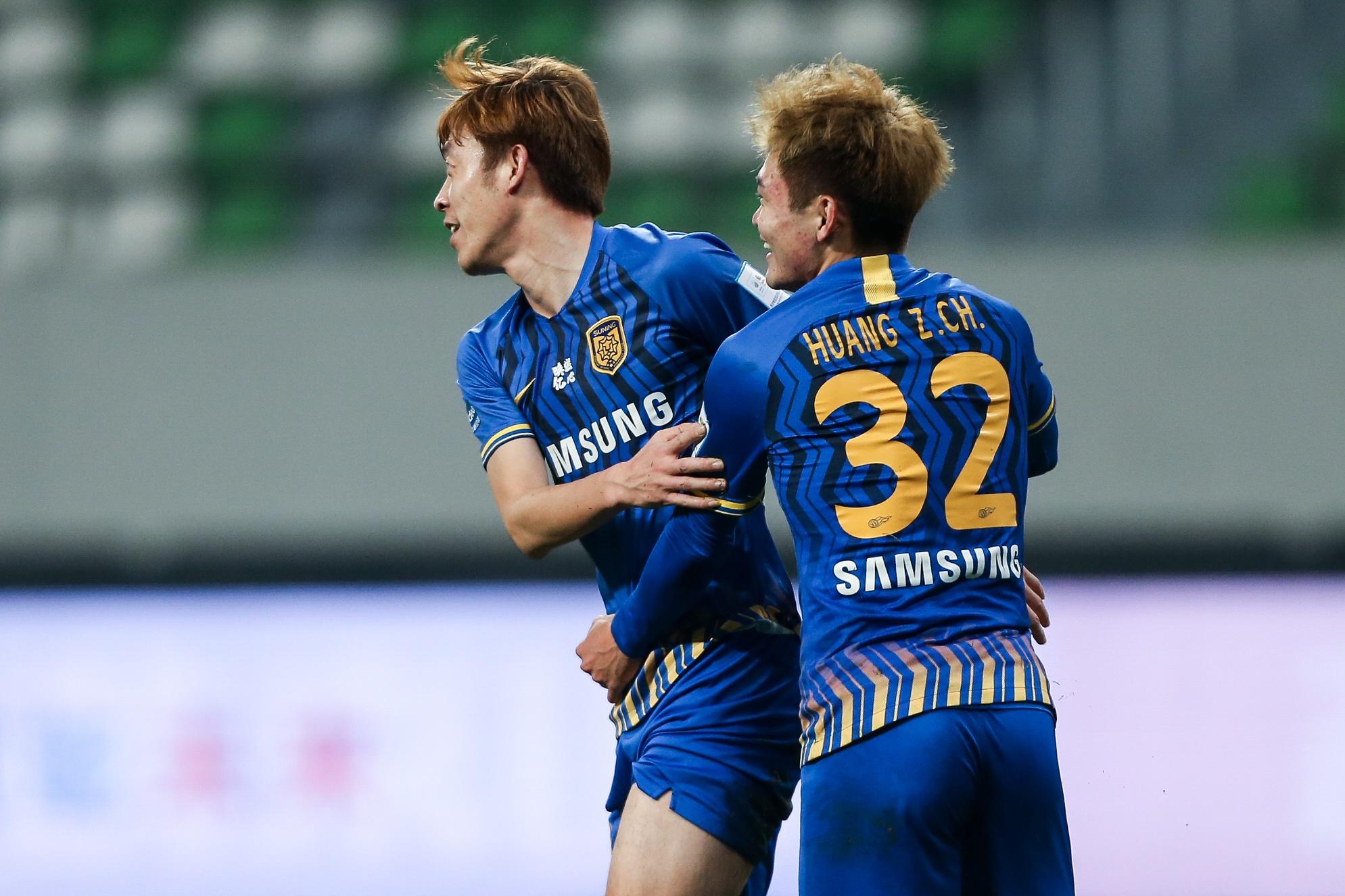 [足协杯]江苏苏宁VS梅州客家
