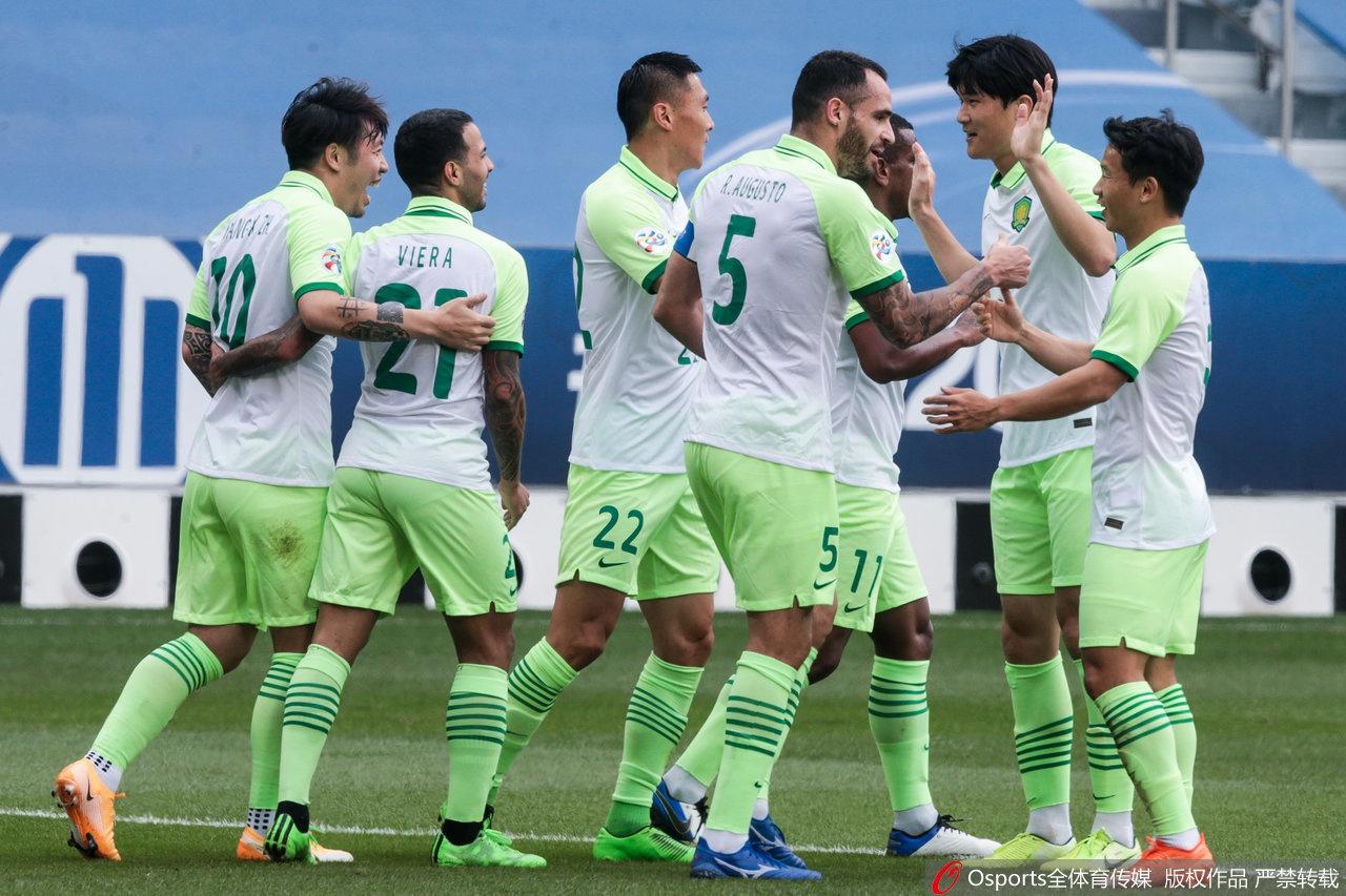 [亚冠]北京国安2-0墨尔本胜利