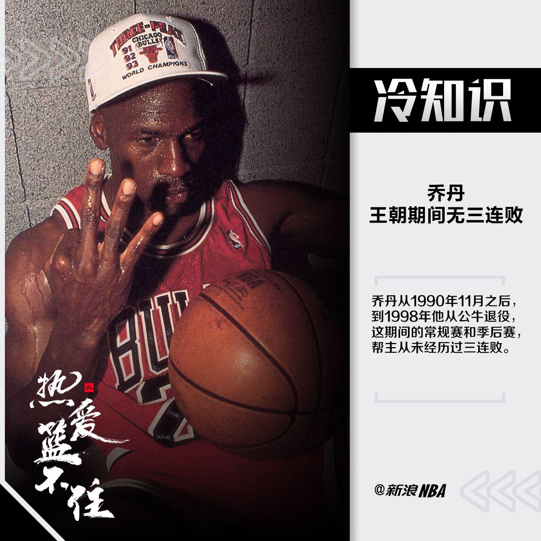 从不连败迈克尔,迷之心脏病张伯伦!这些NBA冷知识有没有冷到你