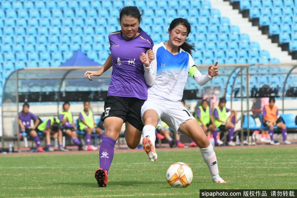 江苏常州:2020年江苏省青少年足球锦标赛开赛