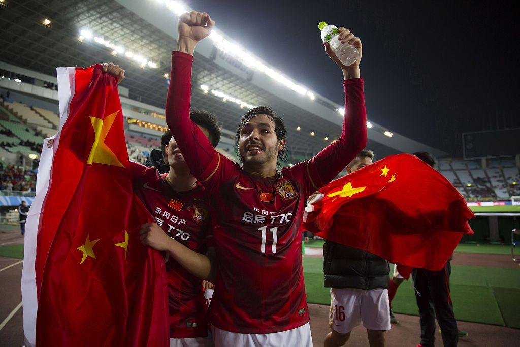 高拉特宣布获得中国国籍 要帮助中国队进军2022世界杯