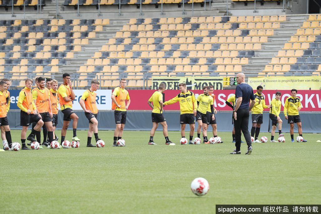 荷兰球队罗达JC训练备战比赛
