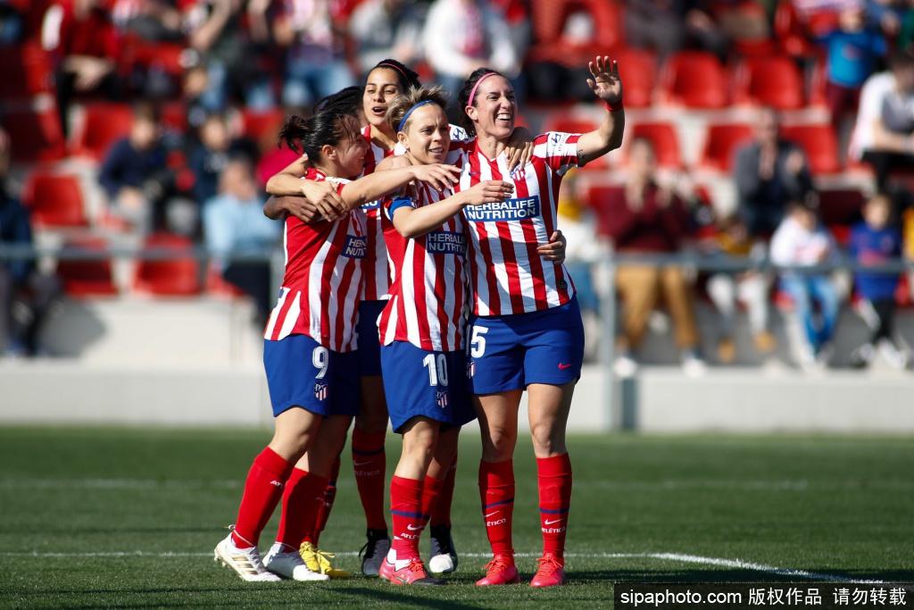 马竞官方:女足一队又有4人新冠检测呈阳性