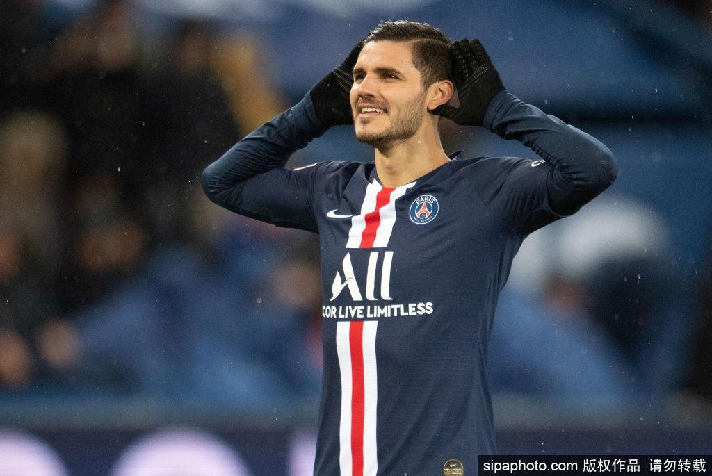 伊卡尔迪:加盟巴黎让我的职业生涯达到新高度