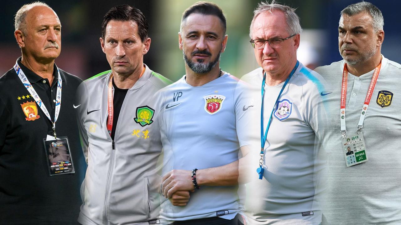 外籍教练接手国足帅位可能性更大 他们谁将脱颖而出