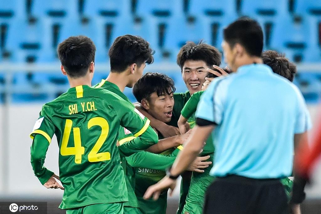 [足协杯]北京国安VS成都兴城