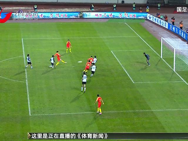 中国男足热身赛对手...