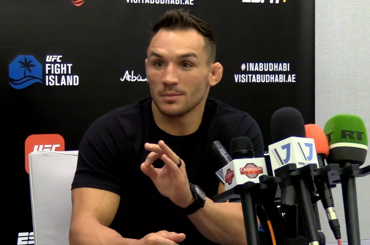 钱德勒希望自己UFC首秀的对手是弗格森或盖奇