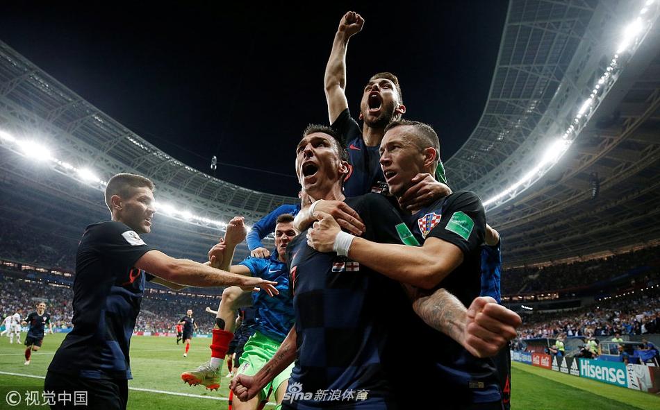 [半决赛]克罗地亚2-1英格兰