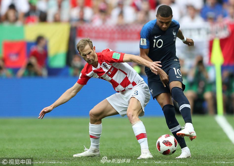 [世界杯决赛]法国vs克罗地亚