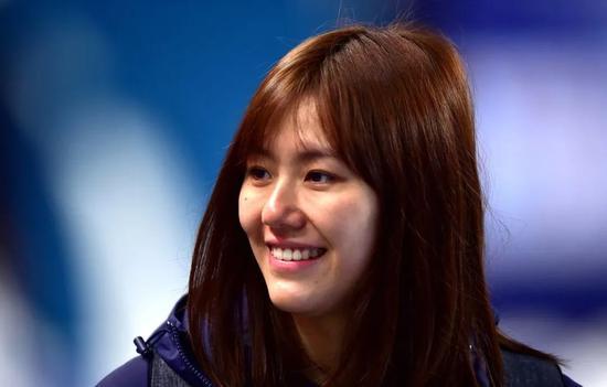 刘湘甜美微笑