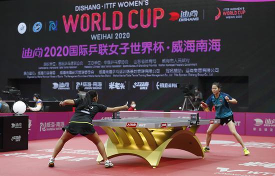 探究和立异,未来希望在国内和国际上康复更多的乒乓球赛事