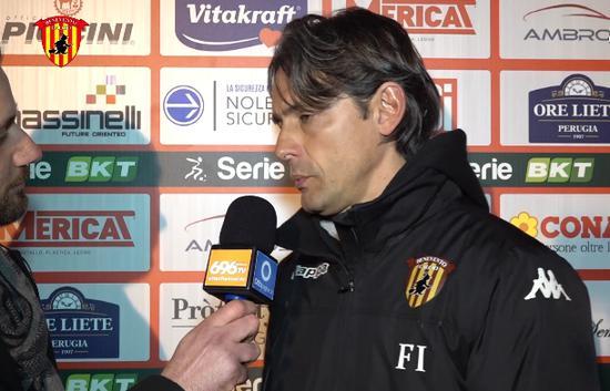 因扎吉:AC米兰能竞争意甲冠军直到最后