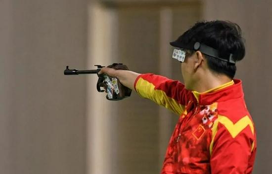 庞伟四战奥运期待再圆梦 可能最后一次会全力以赴