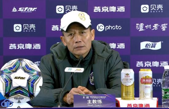 王宝山:苏亚雷斯有改进 希望通过足协杯磨练打法