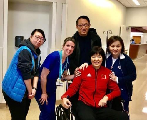 再见!郎指导与中国女排姑娘们告别,结束东京奥运会征程……