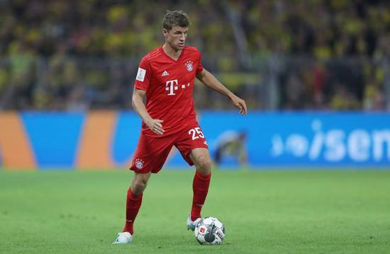 穆勒:2022年欧冠决赛在慕尼黑 想踢还想赢!