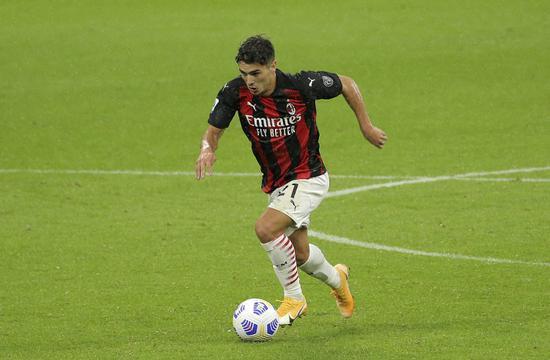 迪亚斯:送给对手两球 我能踢教练安排的任何方位