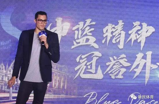 莫雷诺被挑名上海白玉兰祝贺奖