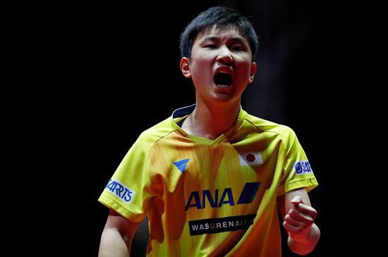 华裔天才少年张本智和仅有15岁。技术符合趋势,国家重点保障