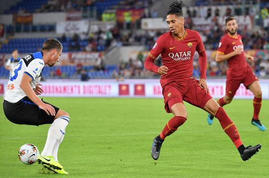 罗马想签曼联边缘名将 红魔愿卖标价2000万欧