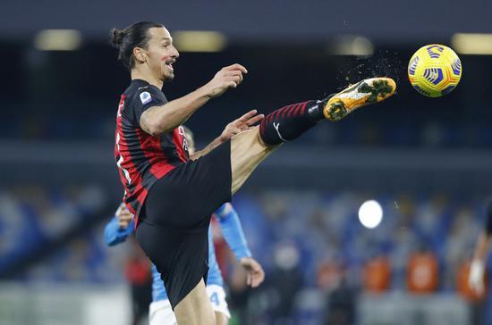 皮奥利:目标是意大利杯晋级 战都灵伊布会进场