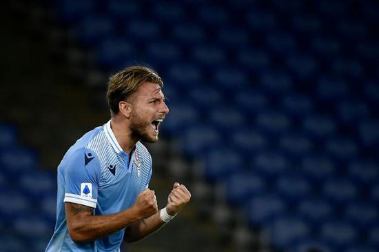 因莫比莱:很快乐进入欧冠淘汰赛 别抽到拜仁赤军