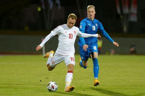 在欧国联丹麦与冰岛的竞赛之前,埃里克森接受了TV2的采访,并谈到了关于国家队百场
