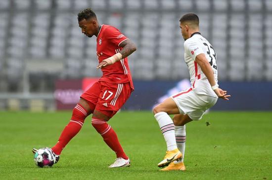 博阿滕:萨尔茨堡发挥很超卓 但拜仁一向没有抛弃