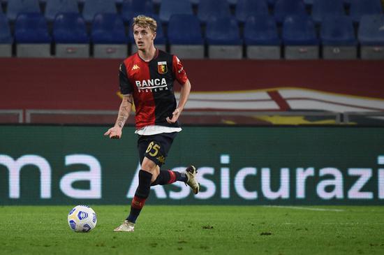 尤文行将签下罗维拉 球员将返租热那亚至赛季末