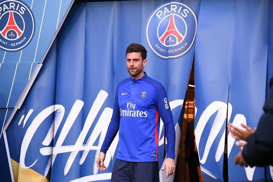 莫塔:未来我会作为主帅带领巴黎赢得欧冠