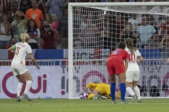 收视人数超欧冠决赛 英格兰女足金杯梦碎却见曙光