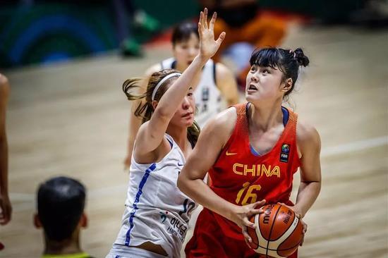 大盘点!2019年国际篮联女篮亚洲杯十大看点