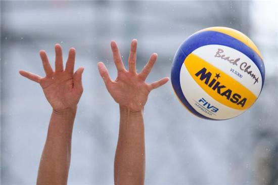 东京奥运沙排资格赛赛制调整 取得标准保持不变