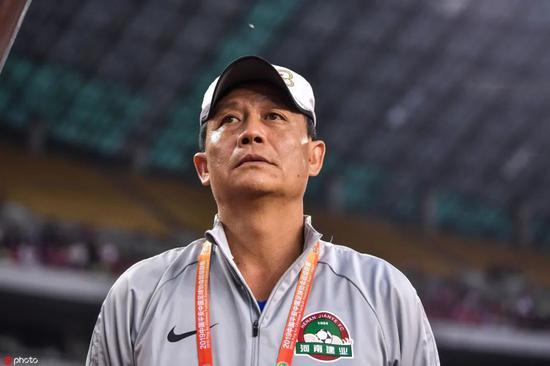 王宝山:身为建业人很骄傲 盼新赛季成绩更进一步