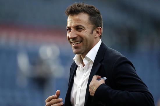 皮耶罗:每位教练都羡慕皮尔洛的工作岗位