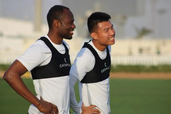 永昌新援:中国联赛水平提高很多 期待对阵申花鲁能插图