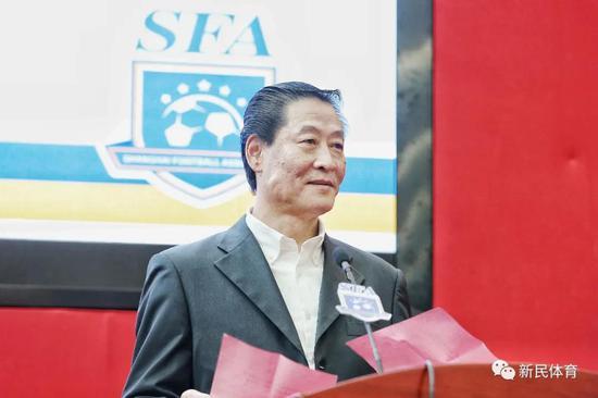 柳海光谈上海足球发展:青训是重任 受伤有保单插图(4)