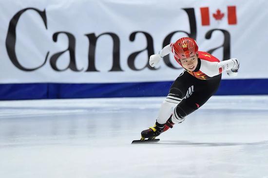 国际滑联关注安凯:奥运领奖台的梦想从12岁开始