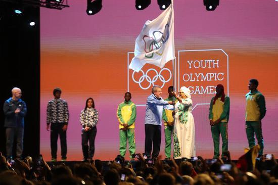 第三届夏季青年奥林匹克运动会