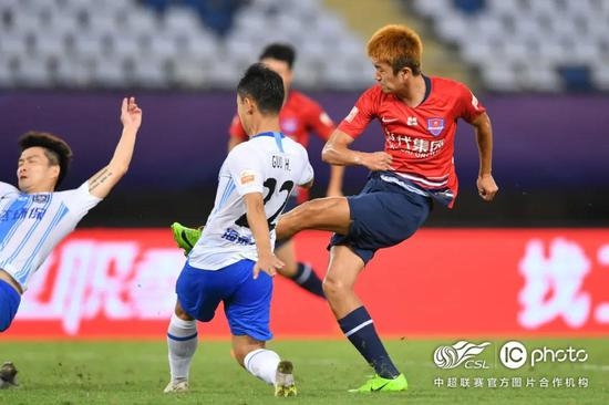 张外龙:元敏诚杨帅对抗外援不落下风 成绩会更好