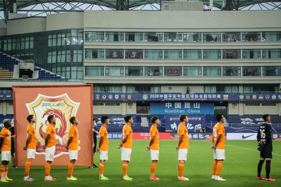 中国足协有意尝试开放现场观赛 若批准苏州或率先实行