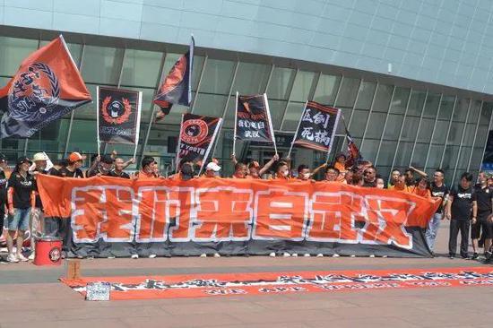 外媒关注武汉球迷现场观战 证明从疫情中恢复正常