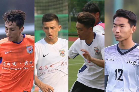 鲁能青训四人当选U19国青