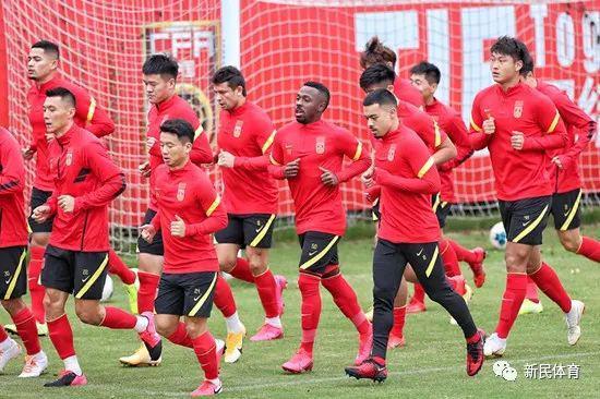 李氏国足16将组成主力框架 入籍球员提升